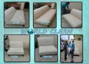 Lavado y limpieza de muebles colchones alfombras y mas!  world clean 0986911091