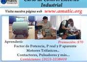 Curso de control eléctrico industrial