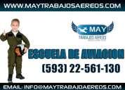 Escuela para pilotos en guayaquil
