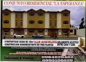 """Vendo casa en conjunto residencial """"la esperanza"""" marianitas de calderón"""