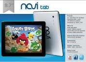 Tablet nueva económica barata distribuidora ecuador navitab 9.7 n