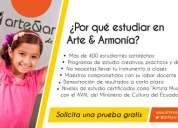 Clases de violin en guayaquil para niños