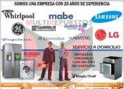 Reparacion  y mantenimiento de lavadoras refrigeradoras calefones microondas 5111-251