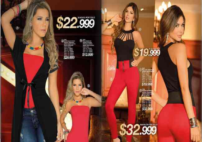 bcddaf4d6 Venta de ropa por catalogo jeans