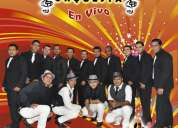 Grupo musical y orquesta gozaddera