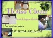 Lavado y limpieza a domicilio de muebles, alfombras, colchones telf. 3847554