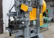 Troqueladora flex-o-press 60 ton usada