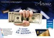 Anexos + balances + impuestos + presupuestos