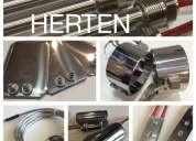Fabricacion de resistencias electricas y sensores rtd - alta calidad y precision -