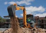 Derrocamientos,nivelaciones,alquiler martillo hidraulico,excavaciones