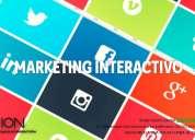 Marketing interactivo te ayudamos a vender tu producto o servicio