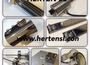 Fabricacion de resistencias electricas de cartucho de alta calidad