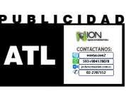 Publicidad atl en ion agencia de publicidad te ayudamos a vender tu producto o servicio