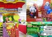 Servicio de merchandising en ion agencia de publicidad