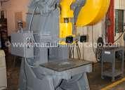 Troqueladora johnson 60 ton usada