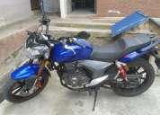 Vendo moto buen estado por urgencia