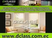 Venta de cortinas y persianas : precios 2015 : dclass