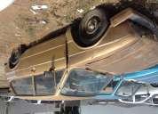 Vendo volkswagen brasilia año :1979 color : dorado.
