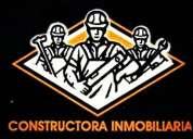 Construcción de casas, albañilería, plomería, electricidad, terminados