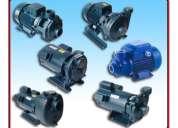 Mantenimiento y servicio tecnico en bombas de agua