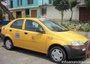Chofer que sea responsable  de guayaquil para taxi amarillo.
