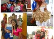 Hora loca, fiestas infantiles, fiestas spa, decoración y más!!! 0992826873 i-taty eventos
