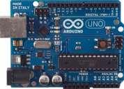 $65 curso arduino uno+ microcontroladores pic
