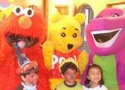 Venta piÑateria y muÑecones para fiestas infantiles
