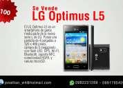 Celular lg optimus 5