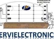 Servielectronics loja seguridad electrónica