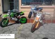 Mini moto cross de 49cc nuevas