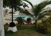 Alquilo casa en salinas urbanizacion privada con piscina