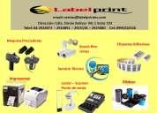 """Label print  """"impresión y codificación"""""""