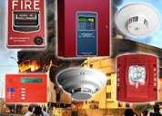 Venta recarga y mantenimiento de extintores alarmas contra incendios, robo, cctv y cercas electricas