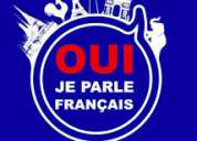 cursos de francés , aprendizaje fácil y moderno