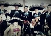 Con el mariachi michoacan