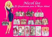 Carteras nicol lee