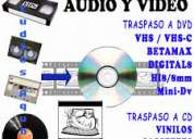 Traspasos y ediciones de video