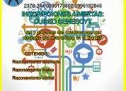 curso tumbaco preuniversitario,clases,nivelaciones,senescyt,cursos,clases