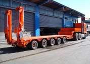 plataformas autocargables transporte