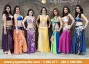 Clases especializadas de danza árabe