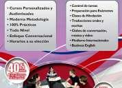 Clases cursos d ingles personalizados domine el idioma 0984362342