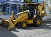 Retroexcabadora cat 420d (4x2) 2005