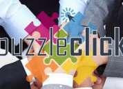 Puzzleclick gran oportunidad de generar ingresos desde tu casa