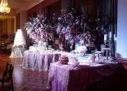 Fiestas y eventos, alquiler de tachos led e iluminación
