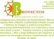 Asesora de imagen b proyectos