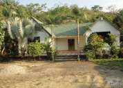 Se vende hermosa casa vacacional en manabi