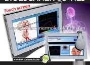 Bioescaner molecular 3d en consola pantalla táctil 2015   bioescanermolecular3d.com