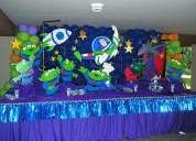 animaciones de fiestas infantiles decoraciones