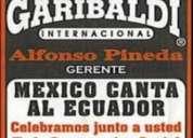 Mariachi garibaldi internacional 3240504 / 0999848400 los mejores del paÍs